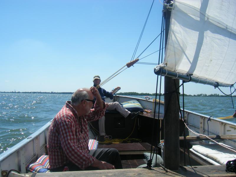 De beste stuurlui aan boord