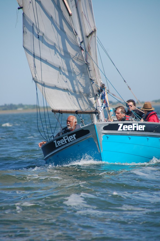 ZeeFier in de race